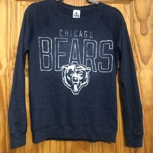 Pink Chicago bears t shirt